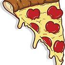 You Stole a Pizza My Heart by Shayli Kipnis