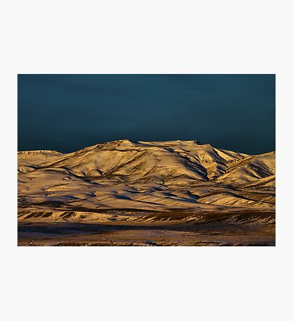 Nevada Hillside Photographic Print