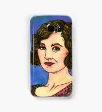 Lady Edith Samsung Galaxy Case/Skin