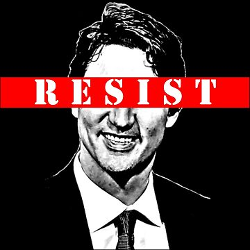 Justin Trudeau - Resist by mgtow