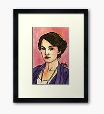 Lady Mary Framed Print