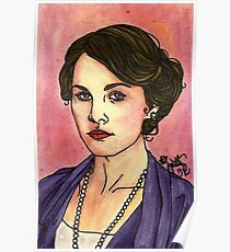 Lady Mary Poster