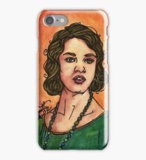 Lady Sybil iPhone Case/Skin
