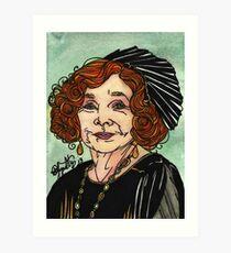 Martha Levinson Art Print