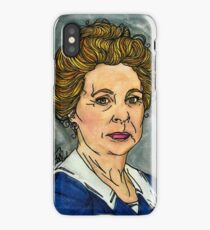 Isobel Crawley iPhone Case/Skin