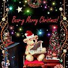 Happy Holidays! by Nadya Johnson