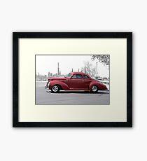 1939 Chrysler 'Royal' Coupe Framed Print
