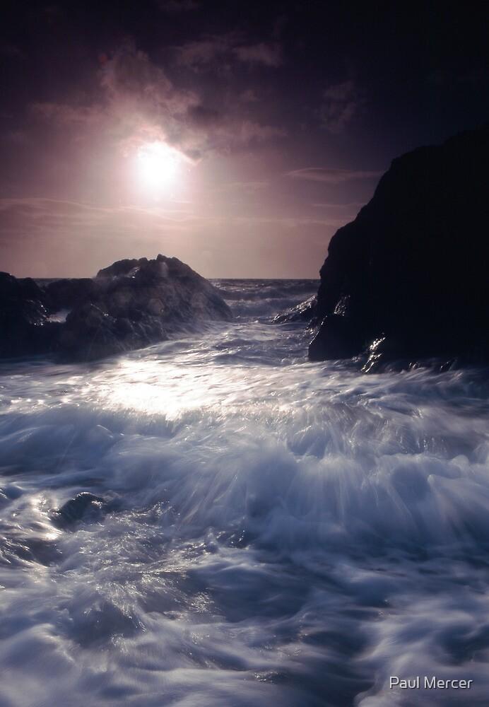 Summer Storm by Paul Mercer
