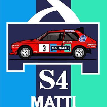 Matti Alamäki S4 by purpletwinturbo