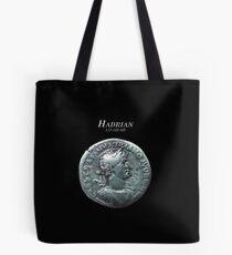 Ancient Roman Coin - HADRIAN 117-138 AD Tote Bag