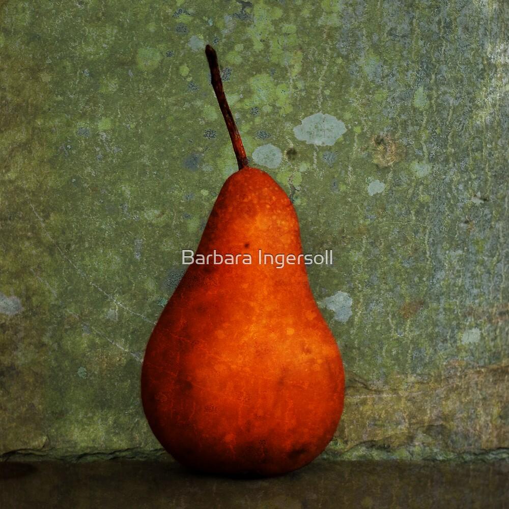 Pear by Barbara Ingersoll