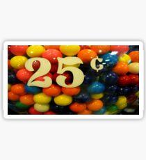 #357   Gum Balls Sticker