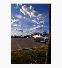 Nuages Photographic Print