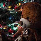 Großer Teddy von Randy Turnbow