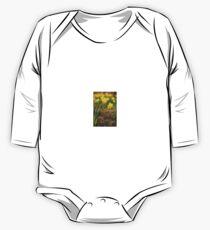 Daffodils One Piece - Long Sleeve