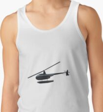 Helicopter  Tank Top