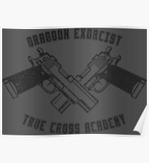 Dragoon Exorcist Poster