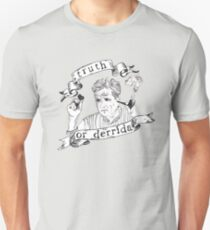 Truth or Derrida t-shirt Unisex T-Shirt