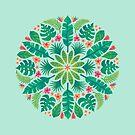 Tropical Sun (light green) by Wayne Minnis