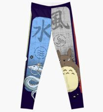 Ghibli Elemental Charms Leggings