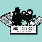 Lights, Camera, Action! Back-Printed and Alternative Colors by MissFisherCon