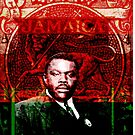 Marcus Garvey Jamaican Freedom Fighter by rastaseed