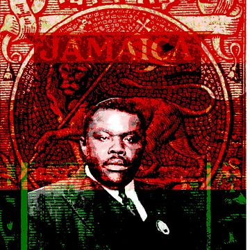 Marcus Garvey Jamaican Freedom Fighter by rastaseed