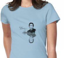 Alan Rickman, stylish Fanart Womens Fitted T-Shirt