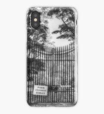 Government Shutdown iPhone Case/Skin