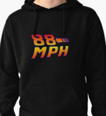 88 MPH Pullover Hoodie