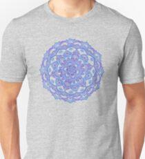 Lilac Spring Doodle Flower T-Shirt