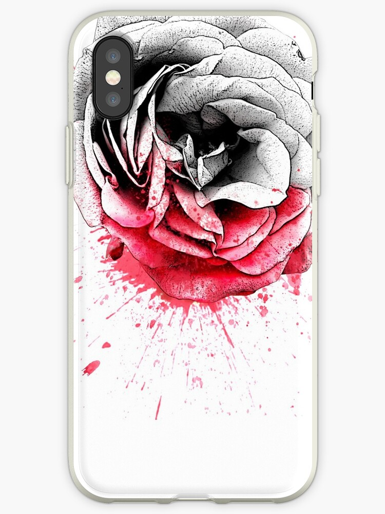 Blood Rose by houk
