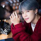 «Jimin Park - BTS - Cute Solo Portrait» de KpopTokens