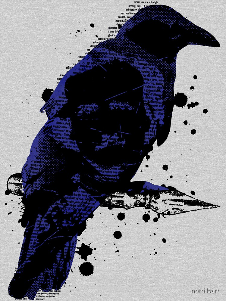 Nevermore by nofrillsart