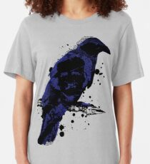 Nevermore Slim Fit T-Shirt