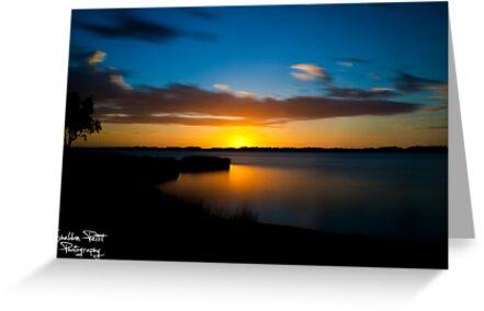 Australind Estuary by Sheldon Pettit