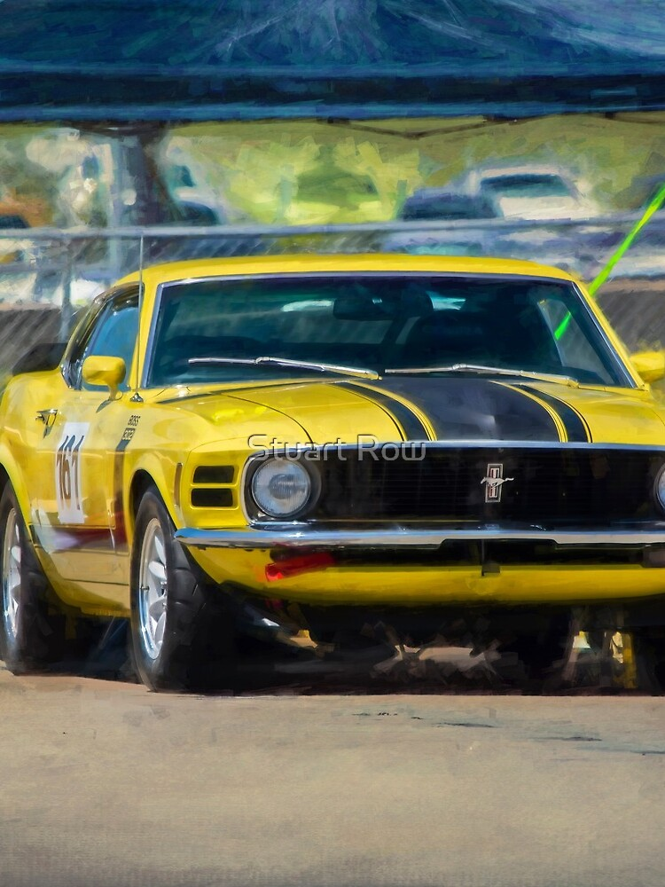 1970 Mustang by StuartRow