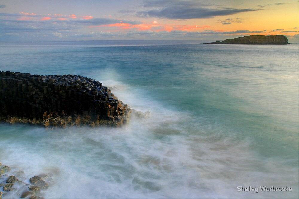Tumultuous Dawn by Shelley Warbrooke