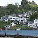 Daphne du Maurier's Ferry House, Fowey, Cornwall, UK by BronReid