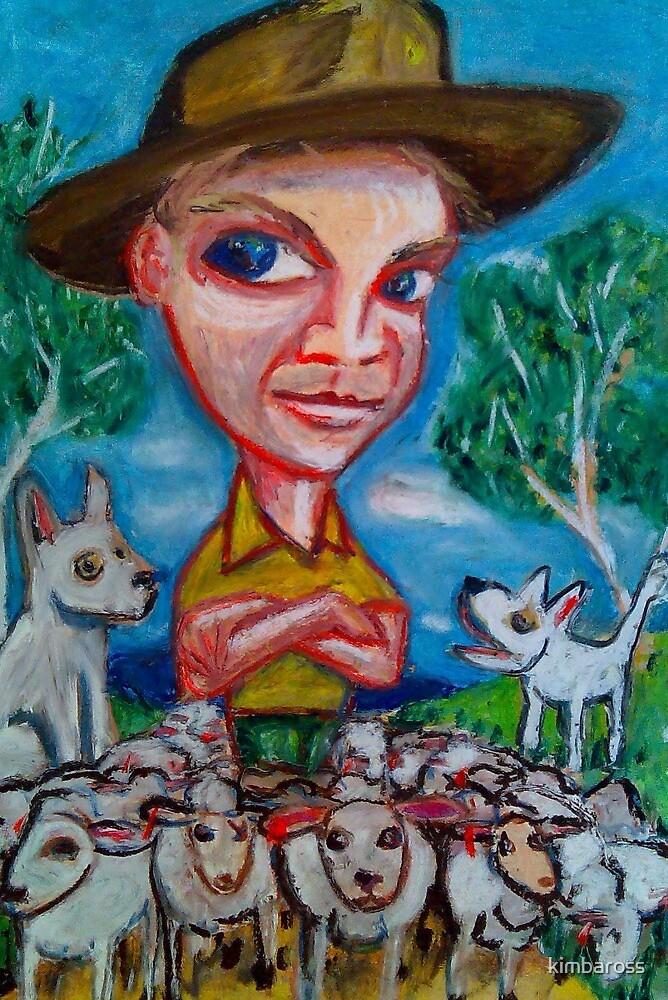 Bringing in the Sheep by kimbaross