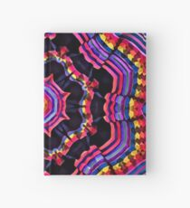 Peruvian style blanket Hardcover Journal