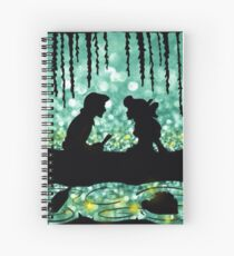 Kiss The Girl Spiral Notebook
