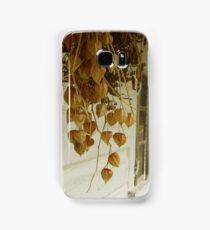 Dried Samsung Galaxy Case/Skin