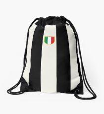Juventus-Streifen Turnbeutel