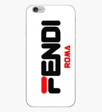 Vinilo o funda para iPhone Fendi Roma