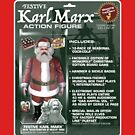 Festive Karl Marx Action Figure by GiantsOfThought