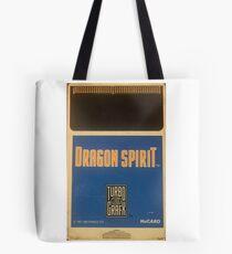 TurboGrafx 16 Dragon Spirit Tote Bag