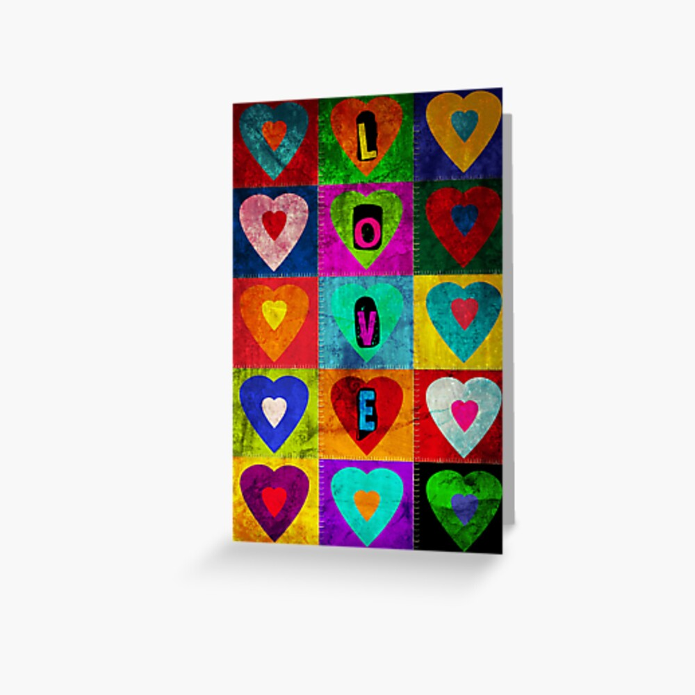 Much loved - Card Greeting Card