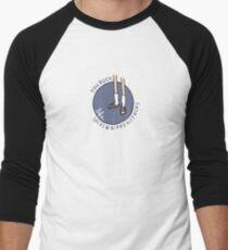 Socks & Birkenstocks Men's Baseball ¾ T-Shirt