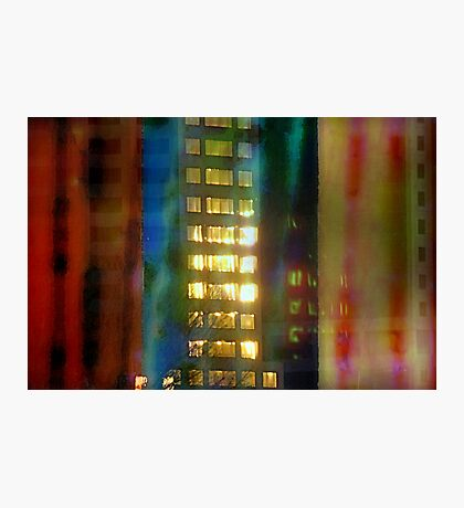 Twilight View Photographic Print